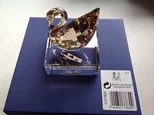 "SWAROVSKI Crystal Figurine SCS 2015 ""120 yrs of Innovation"" SCS SWAN"
