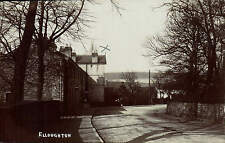 Elloughton. House on Bend in Road.