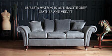 Duresta Watson Sofa to be Reupholstered in Leather or Fabric rrp £4,198