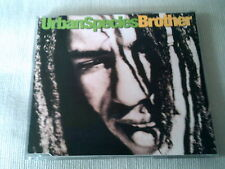 URBAN SPECIES - BROTHER - 4 TRACK UK CD SINGLE