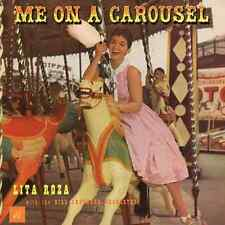 LITA ROZA WITH THE BILL SHEPHERD ORCHESTRA-ME ON A CAROUSEL-JAPAN CD F04