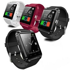 New Bluetooth Smart Wrist Watch Phone Mate For Android Smart Phone HR