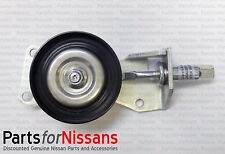 GENUINE NISSAN ALTIMA MAXIMA QUEST BELT TENSIONER IDLER PULLEY OEM NEW