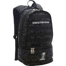 Harley Davidson by Athalon Night Ops Backpack - Black