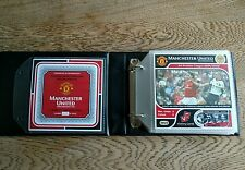 MANCHESTER UNITED victory cards 2001-2002