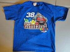 38 David Gillimand M&M Blue Graphic T Shirt Adult XL Free Shipping US