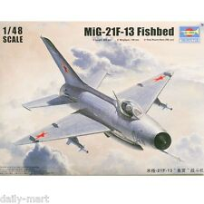 Trumpeter 1/48 02858 MiG-21F-13 Fishbed Model Kit