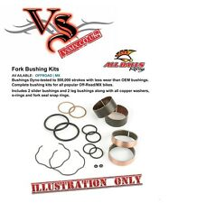 ALL BALLS Front Fork Bushing Kit Honda CRF250 04-08 CRF250X 04-13 CRF450 02-08