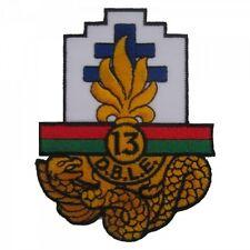 Ecusson / Patch - 13eme DBLE (Demi-Brigade de Légion Etrangère)