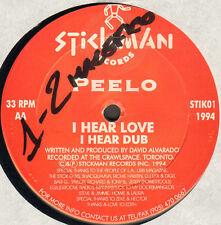 PEELO  - Neena / I Hear Love - Stickman