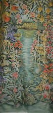 RJR My Secret Garden Panel  Quilt Fabric - 2/3 Yd