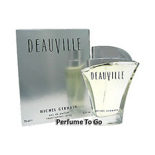 * DEAUVILLE by Michel Germain for Women * 2.5 oz / 75 ml EDP Spray *Discontinued