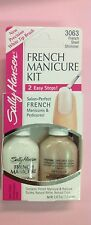 Sally Hansen French Manicure Kit ( French Shell Shimmer 3063 ) NEW.