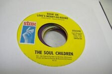 Soul 45 The Soul Children - Ridin' On Love'S Merry-Go-Around / Got To Get Away F
