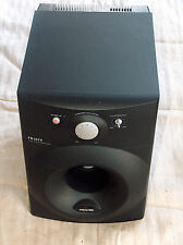 Philips FB 201V 17 Power Subwoofer For Home Theater Stereo Surround Sound System