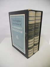 The Complete Short Stories of W. Somerset Maugham - In Two Volumes