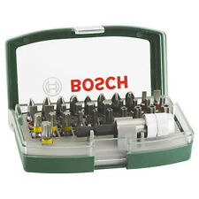 BOSCH DIY 32 BIT Colour Coded Screwdriver Bit Set 2607017063 3165140594790