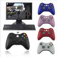 2.4G Wireless Gamepad Remote Controller Joystick Pc Reciever  Microsoft XBOX 360