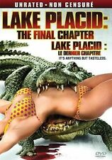 Lake Placid: The Final Chapter (DVD, 2013, Audio English, Portuguese, Francais,