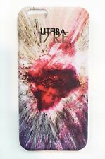 Litfiba - 17 RE - Cover iph6 - Cover Art - n° 18/50 copie al mondo LTD ED