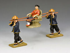 HK263 The New Sedan-Chair Set by King & Country