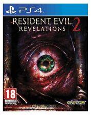 Resident Evil Revelations 2 (PS4) [New Game]