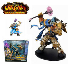 WOW WORLD WARCRAFT DRAENEI PALADIN VINDICATOR MARAAD ACTION FIGURES STATUE TOY