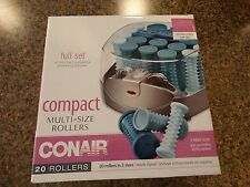 CONAIR Compact Multi Size Hot ROLLERS