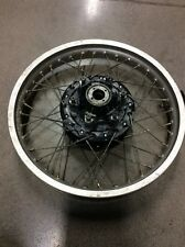 "18"" REAR RIM MOTORCYCLE WHEEL HONDA XL350 DID 18 X 2.15 78 79 80 81 82 83 84 85"