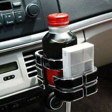 New Black Universal Vehicle Car Truck Drink Bottle Cup Phone Holder Stand USAB