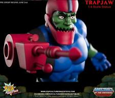 TRAP JAW PCS STATUE EXCLUSIVE MOTU SOLD OUT MASTERS OF THE UNIVERSE HE-MAN