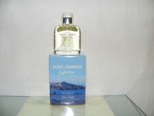 DISCOVER VULCANO uomo DOLCE & GABBANA LIGHT BLUE tiratura unica VINTAGE 125spray