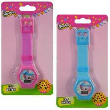 Shopkins Cupcake 2 pc Digital LCD Wrist Watch For Girls Kids Birthday
