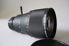 *SUPER RARE* Angenieux Zoom-Macro 1.4/ 6-90mm Multicoating Cine Lens Type