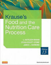 Krause's Food and the Nutrition Care Process by Janice L. Raymond, Sylvia...