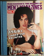 DIAN HANSON'S: THE HISTORY OF MEN'S MAGAZINES - Volume 4 - Taschen - NUOVO!