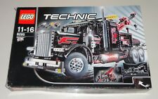 LEGO Technic 8285 Huge Black Tow Truck with Instructions, boxed, RARE