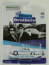 Movie Blues Brothers Chicago Police Dodge Monaco 1:64 Greenlight