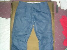 HELMUT LANG nylon bondage pants 50
