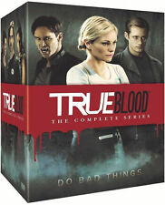 True Blood The Complete Season 1 2 3 4 5 6 7 Series Seasons 1-7 New DVD Box Set!