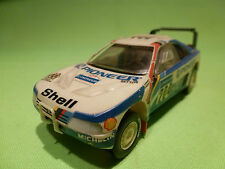 KIT (BUILT) 1:43 PEUGEOT 405 T16 - 10e PARIS ALGIR DAKAR No 204 - RARE SELTEN