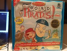 DICEcapades Word Pirates Dice Capades  Word Board Game 2009 Haywire