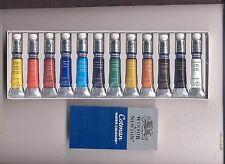 Winsor & Newton Cotman Watercolor Paint Set - Assorted Colors - 12 pieces - 8ml