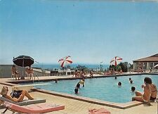 BF13079 hotel restaurant panorama bouzigues herault france front/back image