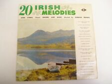 JOHN O'NEILL & GORDON FRANKS Irish Melodies W&G LP