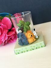 1-Baby Shower Animals Safari Candles Party Favors Jungle Table Decorations Noah