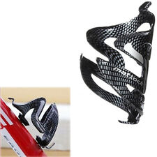 Hot Outdoor Cycling Bicycle Carbon Fiber Water Bottle Drinks Holder Cages Rack