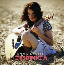 Insomnia - Emma-Louise (2009, CD Single NEUF)