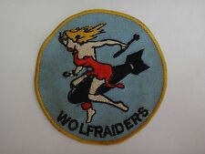 USMC Fighting Squadron VMA-121 WOLFRAIDERS Korea War Patch
