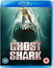 Ghost Shark (Blu-ray, 2013) New & Sealed